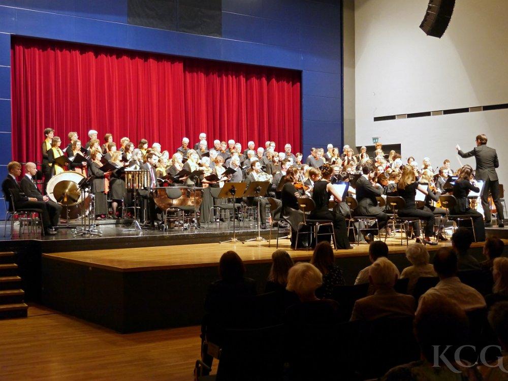 Beethoven 9 Sinfonie Konzert